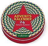Adventskalender 24 Optische Illusionen: Adventskalender in der Dose