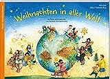 Weihnachten in aller Welt: Ein Poster-Adventskalender zum Vorlesen und Ausschneiden (Adventskalender mit Geschichten für Kinder: Ein Buch zum Vorlesen und Basteln)