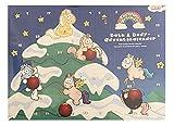 NICI Wellness Adventskalender Einhorn Theodor and Friends – Bade- und Pflegeprodukte Adventskalender ab 3 Jahren – Bath & Body Weihnachtskalender Kinder – Adventskalender mit tollen Geschenken – 44331