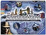 Ravensburger Scotland Yard, Brettspiel, Gesellschafts- und Familienspiel, für Kinder und Erwachsene, Spiel des Jahres, für 2-6 Spieler, ab 8 Jahre