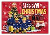 Undercover FSTU8022 Fireman Adventskalender, Feuerwehrmann Sam