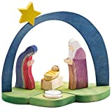 Leuchter Krippe Krippenfamilie Kinderkram Ostheimer 5530280