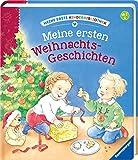 Meine ersten Weihnachts-Geschichten (Meine erste Kinderbibliothek)