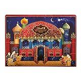 Lindt 1001 Weihnachts-Traum Adventskalender (24 verschiedene Pralinés- und Milchschokoladen-Überraschungen) 281g