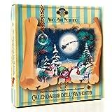 Antico Caffè Novecento Adventskalender 2021 Bushy mit 25 kompatiblen Nespresso® Kapseln | Traditioneller Adventskalender | Weihnachtskaffeegeschenk (125 Gramm)