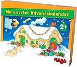HABA 304902 Mein erster Adventskalender Bauernhof, für Kinder ab 2 Jahren