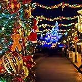 Humairc Adventskalender Schmuck 2020 für Mädchen Kinder Weihnachtskalender 24 Schmuckstücke Armband Kette DIY Kit Halkette Ohrclips Ringen Tochter Weihnachten Geschenk