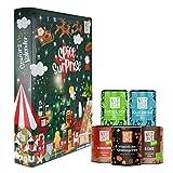 Nice Spice Gewürz Adventskalender 2020   Adventskalender mit 24 Gewürzmischungen, BIO-Gewürzen & limitierten Wintergewürzen   Als Geschenk für Männer und Frauen