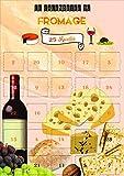 Adventskalender Käse 25 Rezepte