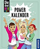 Die drei !!! Powerkalender