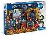 Clementoni 59190 Galileo Lab – Galileo Adventskalender, spannender Weihnachtskalender, Experimentierkasten mit 24 aufregenden Geschenken, Tricks für Kinder ab 8 Jahren