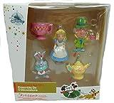 Alice im Wunderland Ornament Weihnachtsbaumschmuck Disney Set