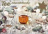 Tee-Adventskalender 2021 - Teekalender - Adventskalender - Teesorten - Genusskalender - 55,5 x 39 x 2 cm