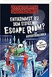 Der Adventskalender - Entkommst du dem eisigen Escape Room? (1000 Gefahren)