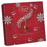 Lindt LINDOR Mini-Adventskalender für Milchschokoladenliebhaber, 109 g