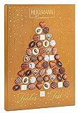Adventskalender Nougat 290 g - Pralinen mit feinsten Nougat Weihnachten
