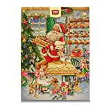 Rosengarten Bio Schokoladen Adventskalender Weihnachtsbäckerei