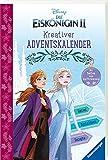 Kreativer Adventskalender zur Eiskönigin 2 (Disney)