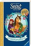 Dreamworks Spirit Wild und Frei: Adventskalender: Mit auftrennbaren Seiten