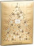 Lauenstein Confiserie Adventskalender Weihnachtsbaum gold 12-fach sortiert ohne Alkohol, 1er Pack (1 x 300 g)
