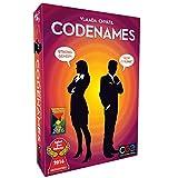 Asmodee CGE HDB0001 Codenames - Spiel des Jahres 2016, Modern-Classics, Deutsch