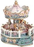 Spieluhrenwelt 14111 Engelkarussell mit Vorbau