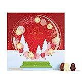Godiva Weihnachten 2020 Advent Kalender Sonderedition, 177 g