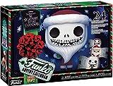 Funko 49668 POP The Nightmare Before Christmas Advent Calendar, Mehrfarben