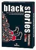moses. black stories Christmas Edition | 50 rabenschwarze Rätsel | Das Krimi Kartenspiel