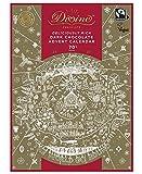 Divine Chocolate   Adventskalender aus dunkler Schokolade 70% Kakao, 2 x 85 g