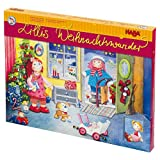 Haba 4249 Adventskalender Lillis Weihnachtswunder
