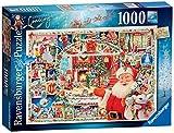 Ravensburger 16511 Christmas Weihnachten kommt Limited Edition 2020 1000 Teile Puzzle für Erwachsene & Kinder ab 12 Jahren