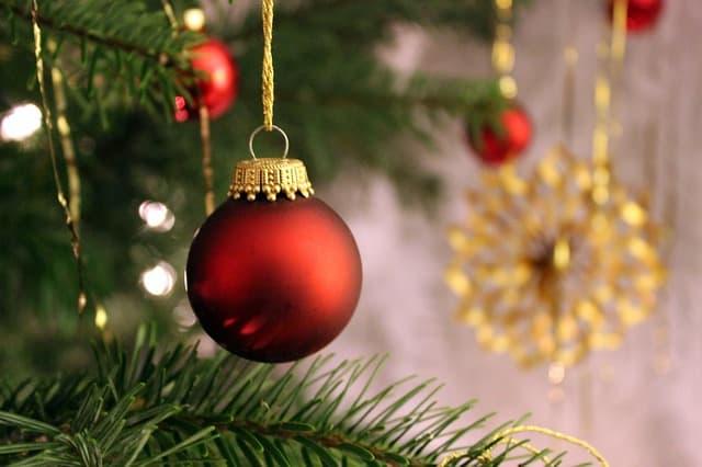 Weihnacntsbaumschmuck Christbaumkugel