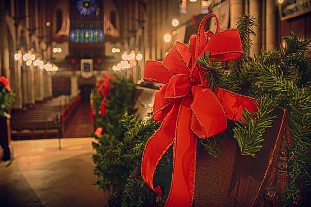 Weihnachtsgottesdienst Kirche