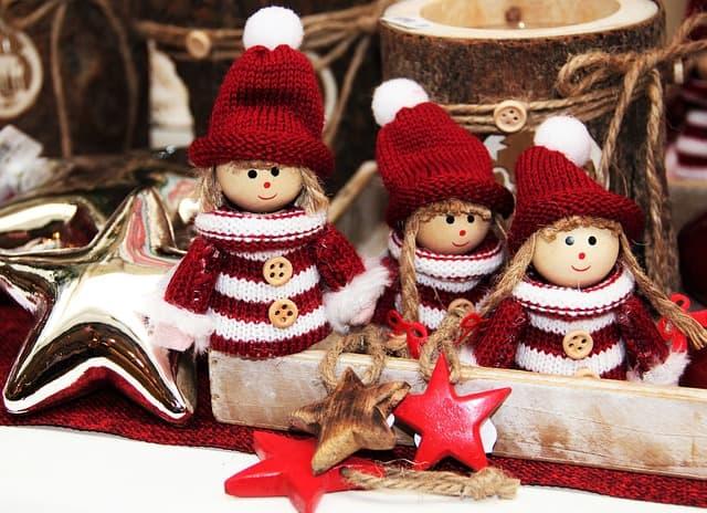 Weihnachtswichtel Figuren