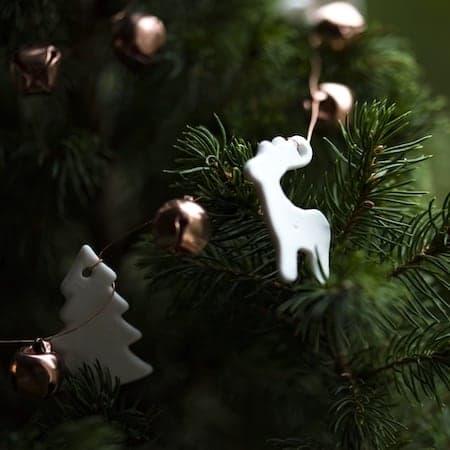 Weihnachtsbaum Trendthema Hygge