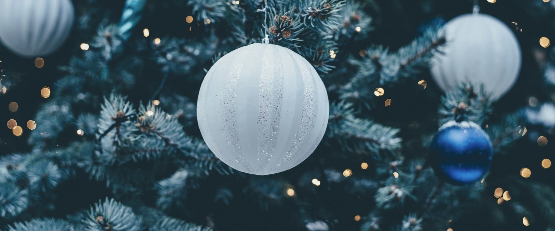 XXL Weihnachtskugeln für Draußen