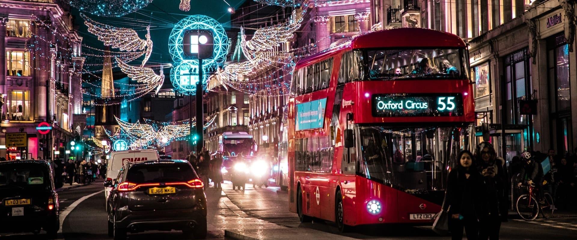 Weihnachten in England