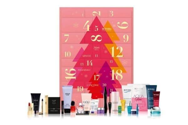 Biotherm Adventskalender Luxusmarken für Frauen