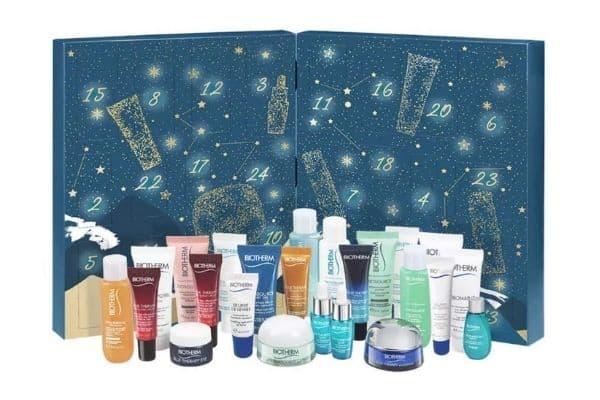 Biotherm Adventskalender mit Beauty-Produkten