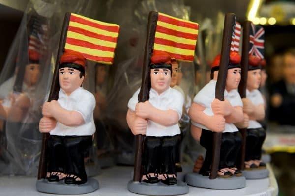 Caganer - katalanische Krippenfiguren