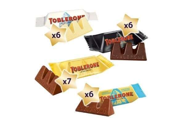 Toblerone Adventskalender Inhalt