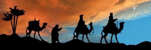 Caspar, Melchior und Balthasar - Magier aus dem Osten