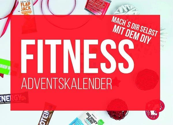DIY Sport & Fitness Adventskalender