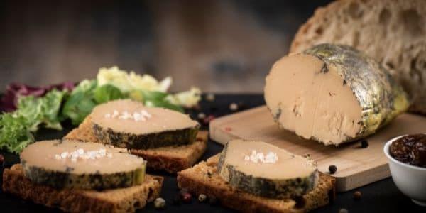 Weihnachten in Frankreich: Gestopfte Gänseleber (Foie gras)