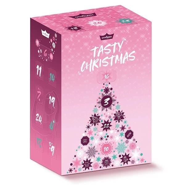 GYMQUEEN Tasty Christmas Adventskalender