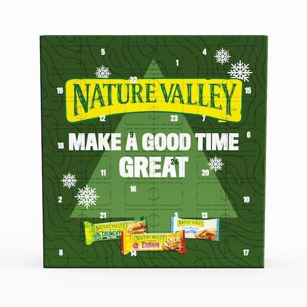 Nature Valley Riegel Adventskalender