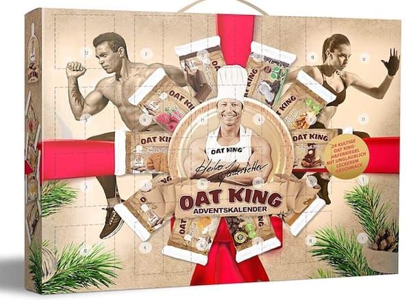 Oat King Riegel Adventskalender 2021