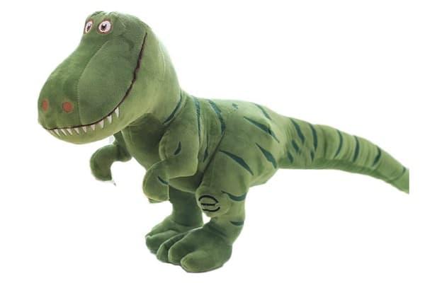 Dinosaurier Kuscheltier