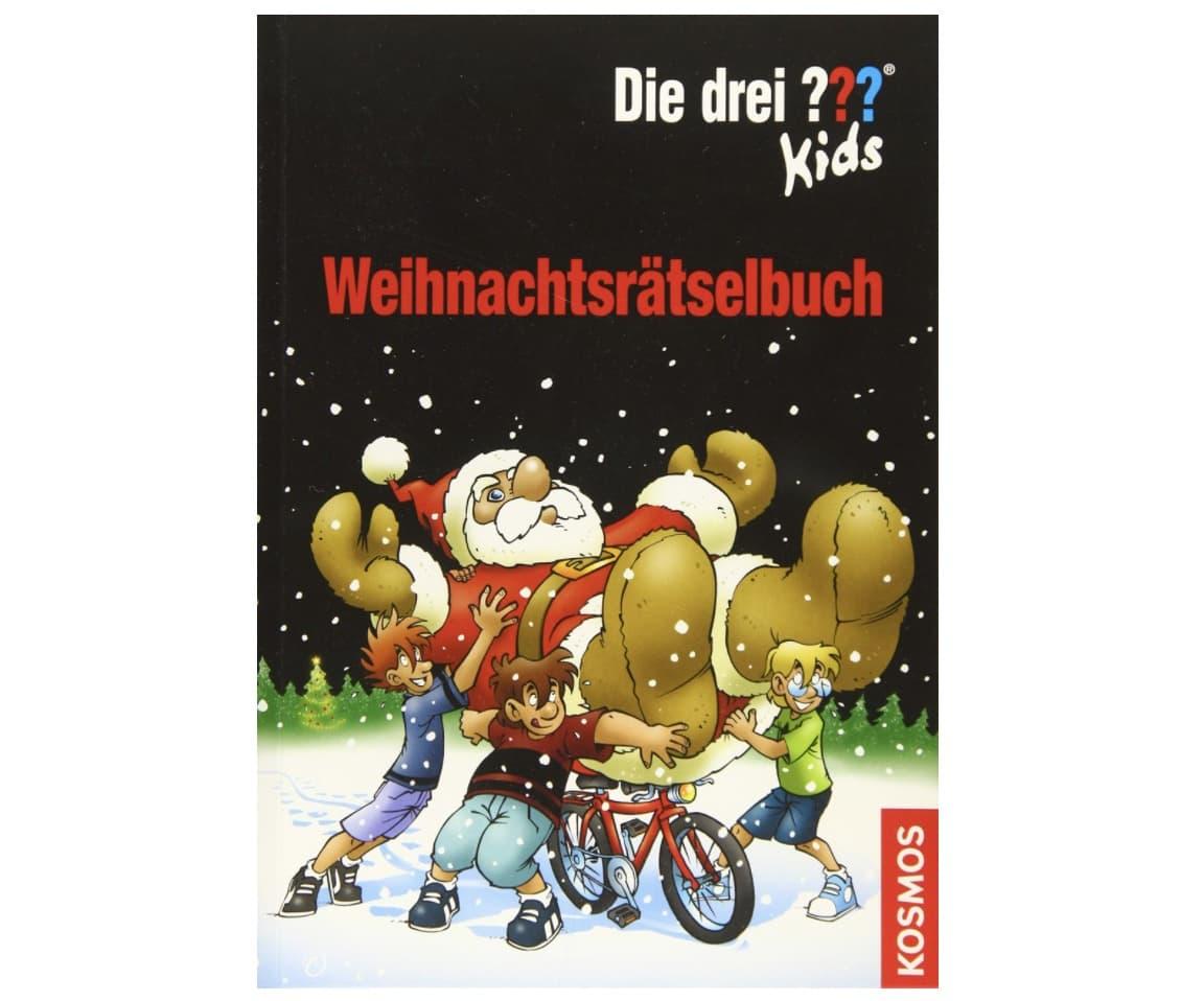 Drei ??? Weihnachtsrätselbuch